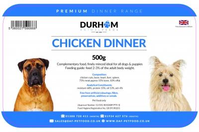 Premium Dinners